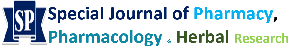Special Journal of Pharmacy, Pharmacology and Herbal Research - PPH
